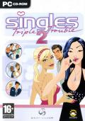Singles 2: Triple Trouble Windows Front Cover