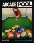 Arcade Pool DOS Front Cover