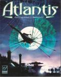 Atlantis: The Lost Tales DOS Front Cover