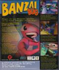 Banzai Bug Windows Back Cover