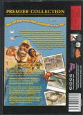 Virtual Resort: Spring Break Windows Back Cover