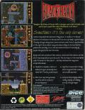 Blackthorne DOS Back Cover
