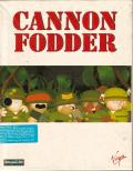 Cannon Fodder DOS Front Cover
