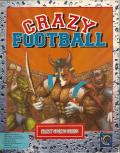 Brutal Sports Football DOS Front Cover
