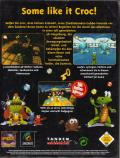 Croc: Legend of the Gobbos Windows Back Cover