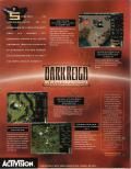 Dark Reign: Rise of the Shadowhand Windows Back Cover