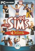 The Sims: Deluxe Edition Windows Front Cover