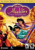Disney's Aladdin Chess Adventures Windows Front Cover