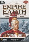Empire Earth: The Art of Conquest Windows Front Cover