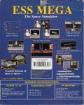 E.S.S Mega DOS Back Cover