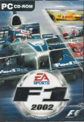 F1 2002 Windows Front Cover