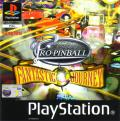 Pro Pinball: Fantastic Journey PlayStation Front Cover