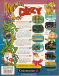 The Fantastic Adventures of Dizzy DOS Back Cover