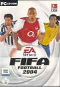 FIFA Soccer 2004 Windows Front Cover