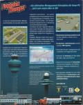 Airport Tycoon Windows Back Cover