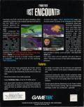 Frontier: First Encounters DOS Back Cover