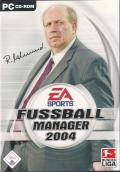 Total Club Manager 2004 Windows Front Cover