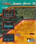 Game Over II PC Booter Back Cover