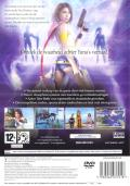 Final Fantasy X-2 PlayStation 2 Back Cover