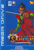 Second Samurai Genesis Front Cover