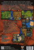 Europa Universalis: Crown of the North Windows Back Cover