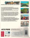 World Circuit DOS Back Cover