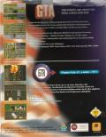 Grand Theft Auto: Director's Cut DOS Back Cover