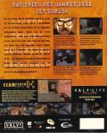 Half-Life: Game of the Year Edition Windows Back Cover