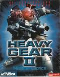 Heavy Gear II Windows Front Cover