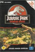 Jurassic Park: Operation Genesis Windows Front Cover
