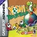 Yoshi Topsy-Turvy Game Boy Advance Front Cover