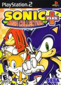 Sonic Mega Collection Plus PlayStation 2 Front Cover