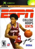 ESPN College Hoops 2K5 Xbox Front Cover
