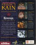 Blood Omen: Legacy of Kain Windows Back Cover