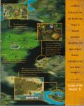 Lords of Magic Windows Inside Cover Right Flap