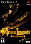 Dynasty Warriors 3: Xtreme Legends PlayStation 2 Front Cover