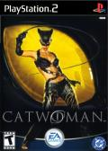 Catwoman PlayStation 2 Front Cover