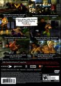 Backyard Wrestling 2: There Goes the Neighborhood PlayStation 2 Back Cover
