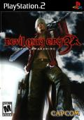 Devil May Cry 3: Dante's Awakening PlayStation 2 Front Cover