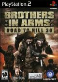 Brothers in Arms: Road to Hill 30 PlayStation 2 Front Cover