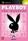 Playboy: The Mansion Xbox Front Cover