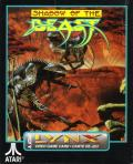 Shadow of the Beast Lynx Front Cover