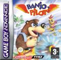 Banjo Pilot Game Boy Advance Front Cover