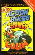 Action Biker Commodore 64 Front Cover