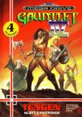 Gauntlet IV Genesis Front Cover