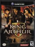 King Arthur GameCube Front Cover