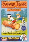 Super Team Games NES Front Cover