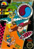 Town & Country Surf Designs: Wood & Water Rage NES Front Cover