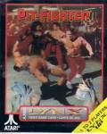 Pit-Fighter Lynx Front Cover