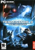 Terminator 3: War of the Machines Windows Front Cover